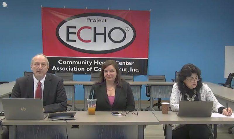 UConn CHCACT video