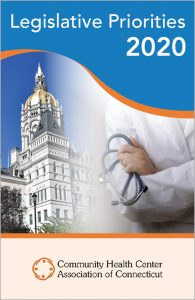 Legislative Priorities 2020 brochure cover